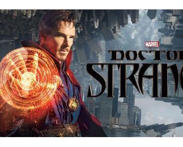Review: DOCTOR STRANGE – Kommt ein Arzt ins Multiversum...