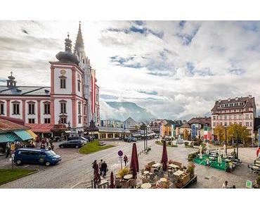 Wetter in Mariazell am Nationalfeiertag – 26.10.2016