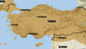 Erdogans feuchtester Traum: Osmanische Reich