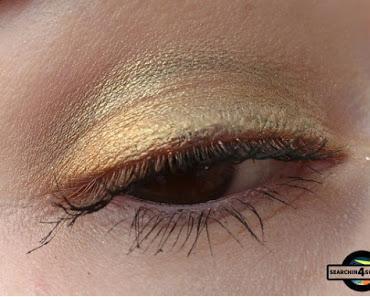 [Eyes] Moonshine Mineral Make-Up Lidschatten Asteria & Gold