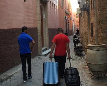 Verwunschene Dachterrassen und versteckte Innenhöfe – Palais Sebban in Marrakech