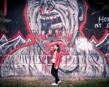 Last-minute Harley Quinn - Halloween Look