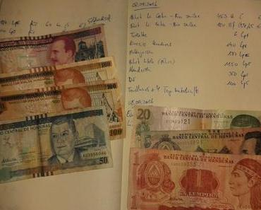 Unsere Kosten in Honduras