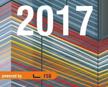 Architekturkalender Archipendium 2017