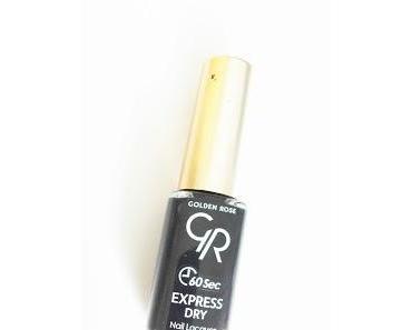 Golden Rose Nagellack - Express Dry Nail Lacquer 75 [Pink Panda]