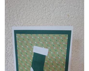 DIY – Weihnachtskarten 2.0