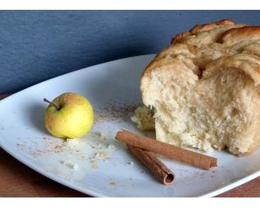 Nachgebacken: Apfel-Zimt-Zupfbrot