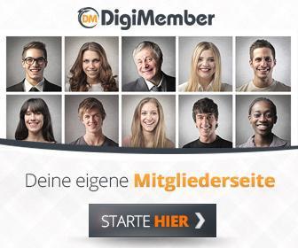 Digimember WordPress Plugin für Mitgliederbereiche