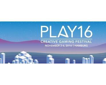 """5 Tage """"Creative Gaming"""": So vielfältig war das PLAY16 Festival"""
