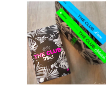 [Rezension] The Club - Flirt || Lauren Rowe
