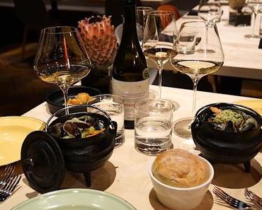 avva RESTAURANT UND WEINHANDLUNG - moderne europäische Küche mit südafrikanischen Einflüssen