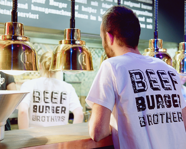 STUTTGART GUIDE: Triple B - Beef Burger Brothers