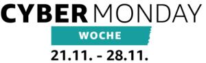 Its Cyber Monday – 21.11 bis 28.11 – Frühe Weihnachtsgeschenke sichern
