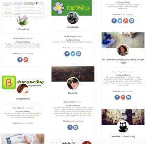 Show your Blog – das andere Blogverzeichnis