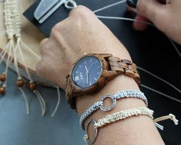 Weihnachtsgeschenke Tipp für Männer und Frauen - DIY Makramee Armbänder und Schlüsselanhänger - Armcandy -