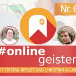 Barcamps — #Onlinegeister Nr. 6 (Netzkultur-Podcast)