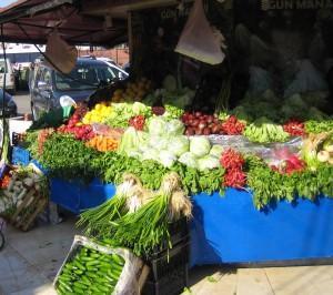 Mittelmeerküche für das Herz