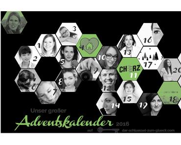 3x Blogger-Adventskalender 2016 + RADBAG Gewinner