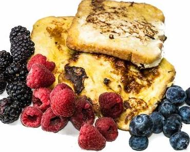 Arme-Ritter-Tag – der amerikanische National French Toast Day