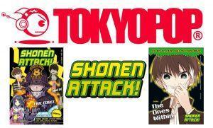 Tokoypop und das neue SHONEN ATTACK!-Magazin