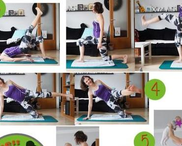 {Mamaness} Workout #34 Happy Bootie