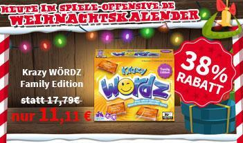 3.Tag - Spiele-Offensive Adventkalender 2016