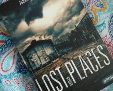 [Books] LOST PLACES von Johannes Groschupf