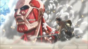 Attack on Titan – Anime