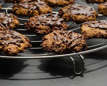 Low Carb Schoko-Lebkuchen-Kekse