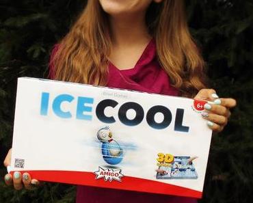 Die Schlitterpartie der Pinguine - Ein ICECOOLer Spielspaß von AMIGO (Werbung inklusive Gewinnspiel)
