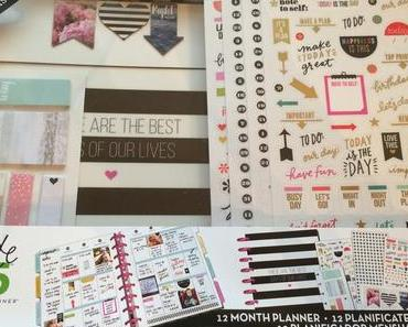 Happy Planner -  Sticker & Washi Tapes
