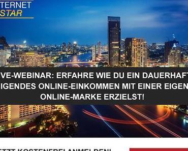 So wirst DU ein #Internetstar!