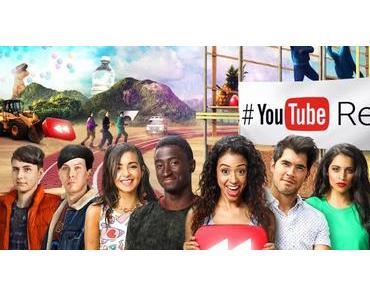 YouTube Rewind 2016 inkl. Dner, PewDiePie und Markiplier