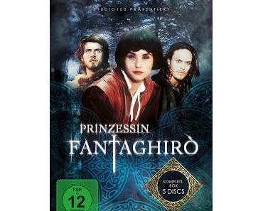 DVD-Rezension: «Prinzessin Fantaghirò» (Studio 100 Media)