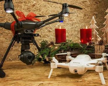 18 großartige Geschenke, über die sich jeder Drohnen-Pilot freut!