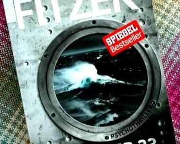 [Books] Passagier 23 von Sebastian Fitzek