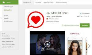 Jaumo Flirt: Dating App im Test