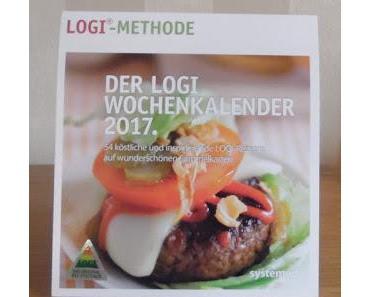 """gelesen: """"Der LOGI-Wochenkalender 2017"""""""
