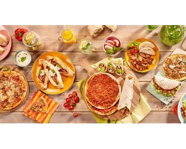 LEKKER & ANDERS! – PURE INGREDIENTS - Mediterrane Gerichte - schnell und einfach zubereitet.