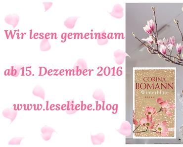 [Leserunde] Winterblüte von Corina Bomann