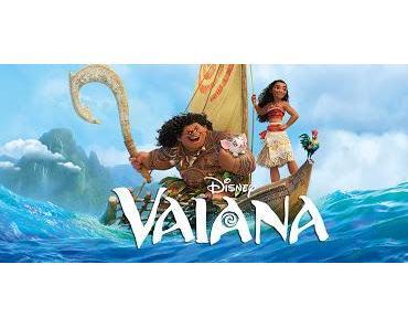 Vaiana - der Disney Film zu Weihnachten