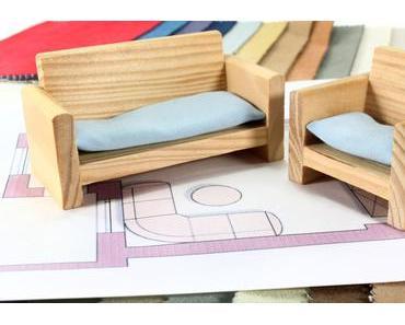 Das Sofa im neuen Gewand: Alte Sitzmöbel aufpeppen