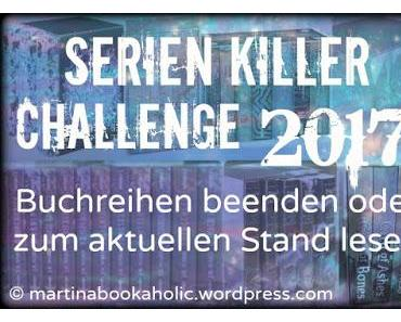 [Challenge] Serien-Killer-Challenge 2017