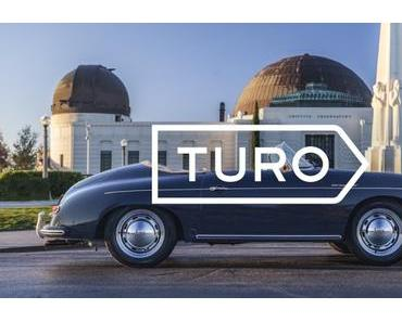 Peer-to-Peer Carsharing Anbieter Turo expandiert nach Europa