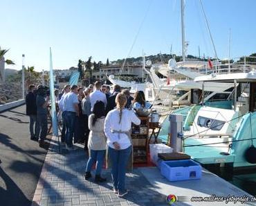 """""""Breezedays 5"""" wird in Calanova getauft"""
