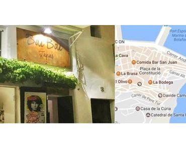 Bai Bai – Die besten Tapas auf Ibiza