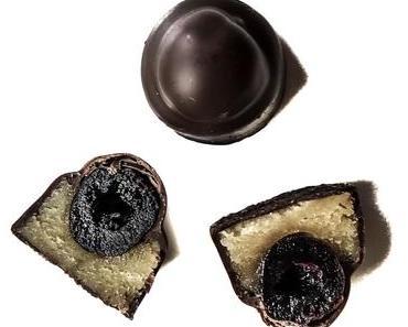 Tag der schokolierten Kirschen – der amerikanische National Chocolate Covered Cherry Day