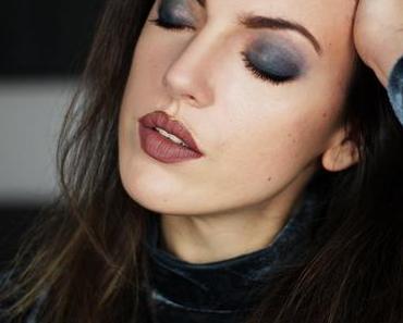 Sleek Ultra Matte V2 Lidschattenpalette - Blaues Make up zu grünen Augen