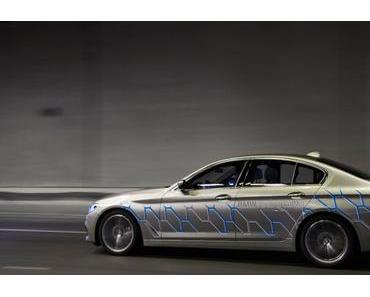 Starke Allianz für autonomes Fahren: BMW, Mobileye und Intel wollen 2017 erste Fahrzeuge testen