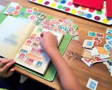 Kindheitserinnerung: Briefmarken sammeln next level